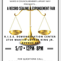 Expungement Clinic In Anacostia