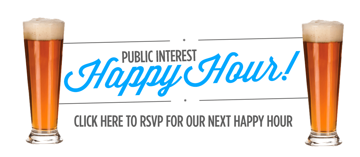 Rotator: Public Interest Happy Hour