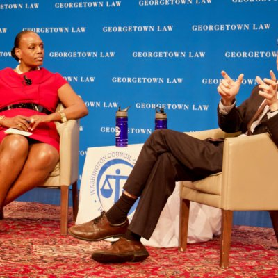 2018 Summer Forum: ACLU's David Cole On Making Change In And Out Of Court