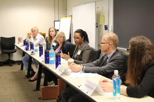 Photo: 2018 Criminal Law Panel 5 Panelists